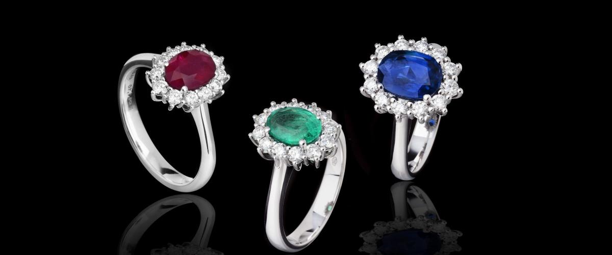Rubin Saphir Smaragd